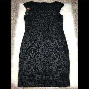 Cartise Dresses - NWT Cartise Black evening party dress size 8